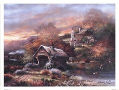 24 Best James S Lee Paintings Images In 2013 James