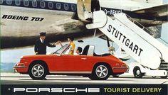 Tourist Delivery 911 Targa