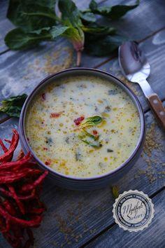 Terbiyeli Ispanak Çorbası – Mutfak Sırları – Pratik Yemek Tarifleri