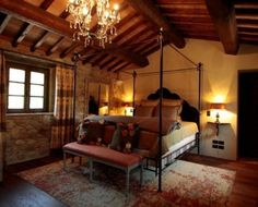 Re-posting my favorite space/Tuscan Villa