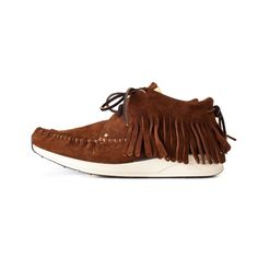 Visvim FBT Shaman JP (Brown) #Visvim Been to Tokyo once, hope to go again a grab a pair of these as a souvenir.