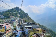 Wallpaper Travel, Tourism, Vacation, Summer, Holiday, Landscape Top Places To Travel, Best Places To Honeymoon, Tourist Places, Honeymoon Trip, Honeymoon Destinations, Beautiful Places To Visit, Cool Places To Visit, Gangtok, Visit India