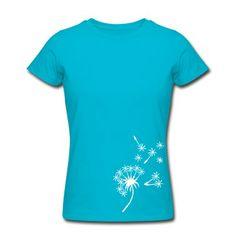 pustebluemchen 2 T-Shirt | Spreadshirt | ID: 24331926