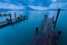 Lake Atitlan, Guatemala, where I will be for the next three weeks! Tom Robinson, gorgeous photographs