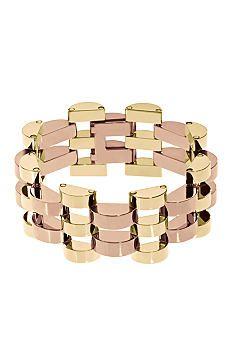 Michael Kors Jewelry Deco Link Bracelet