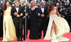 Amal Clooney's Cannes Film Festival appearance slammed by Jan Moir | Daily Mail Online
