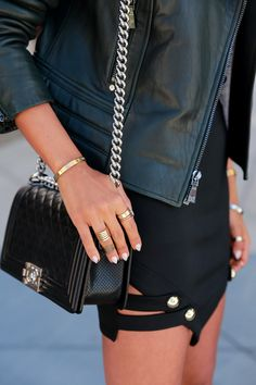 Layered gold #armparty