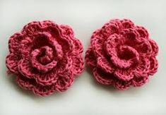 Resultado de imagen para crochet flower
