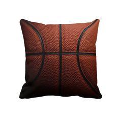 - Basketball Pillow