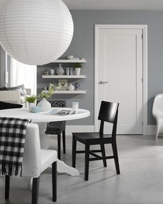 Dining Chairs, Dining Table, Bedroom, House Styles, Inspiration, Design, Home Decor, Interior Doors, Furniture Ideas