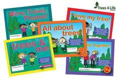 An environmental education program kit designed for children in
