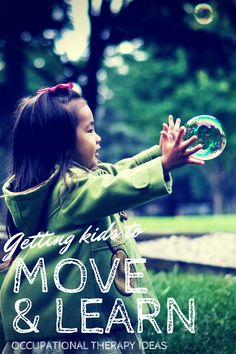 How to Get Kids to Move More: Incorporating Learning & Movement