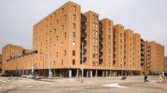 IJburg blok 47 Haven Eiland-Oost, Amsterdam, de Architekten Cie.