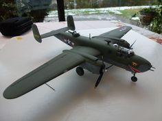 "North American B-25G ""Mitchell"" 1/72 Italeri 510001309"