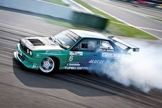 Lars Verbraeken - BMW - ALUTEC Drift-Team