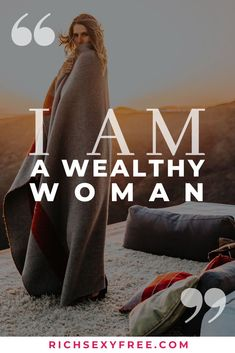 Prosperity Affirmations, Affirmations For Women, Positive Affirmations Quotes, Self Love Affirmations, Law Of Attraction Affirmations, Money Affirmations, Affirmation Quotes, Power Of Positivity, Money Quotes