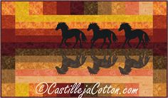 Applique wall hanging for a horse lover. Horses at Sunset Quilt Pattern CJC-5000 by Castilleja Cotton - Diane McGregor.  Check out more of our quilt patterns. https://www.pinterest.com/quiltwomancom/quilts/  Subscribe to our mailing list for updates on new patterns and sales! https://visitor.constantcontact.com/manage/optin?v=001nInsvTYVCuDEFMt6NnF5AZm5OdNtzij2ua4k-qgFIzX6B22GyGeBWSrTG2Of_W0RDlB-QaVpNqTrhbz9y39jbLrD2dlEPkoHf_P3E6E5nBNVQNAEUs-xVA%3D%3D