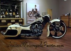 Custom Indian Built By Dirty Bird Concepts | Indian Motorcycle Peoria