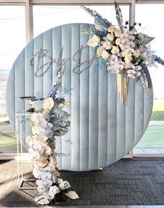 Wedding Backdrop Design, Wedding Hall Decorations, Wedding Reception Backdrop, Engagement Decorations, Backdrop Decorations, Balloon Decorations, Wedding Themes, Deco Baby Shower, Beach Wedding Inspiration