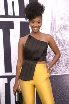 Teyonah Parris black girl magic