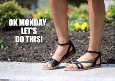 #goodmorning!  Have a #happy #monday in the #bearpaw #miley #sandals like @style_wire!  #love #motivation #mondaymotivation #morning #bearpawstyle #bearpawlatam #bearpawmongolia #bearpaweurope #bearpaw_kr