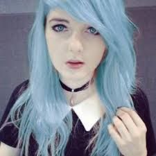 Image result for ldshadowlady pink hair
