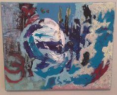 Original Abstract Painting by Vicky Koufodimou Acrylic Artwork, Acrylic Canvas, Canvas Artwork, Abstract Expressionism, Abstract Art, Original Paintings, Original Art, Buy Art, Saatchi Art