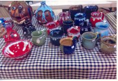 Bo Thompson of The Pottery at Anna Beth's Farm will be at the 2014 Folk to Fine Arts Festival & Expo
