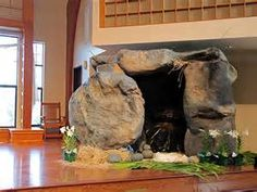 Easter tomb - Bing images