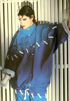 Thierry Mugler by François Lamy, S/S 1982