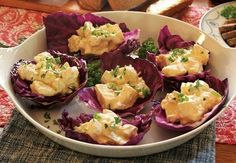 This Finnish potato salad recipe is a nice variation from the American classic.