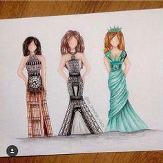 London Paris Ny
