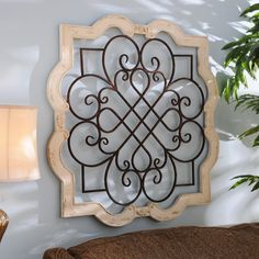 Loved ones been talking about updating their wall decor? Shop the 'Wood Isabelline Plaque' for under $100 and give them a head start on styling!