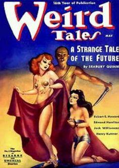 Robert E. Howard | Weird Tales