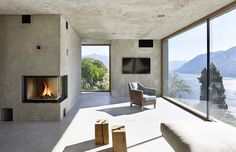 Homes with a View 2014: House in Brissago by Wespi de Meuron Romeo