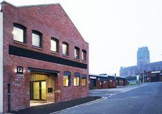 12 Jordan Street Studios, Liverpool / Pearson Architects. Image © Miles Pearson