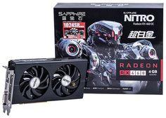 Sapphire выпустила в Китае модель Radeon RX 460 с 1024 потоковыми процессорами
