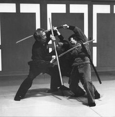 Masaaki Hatsumi in action! Instruction from Hatsumi, but live and in full action. Prove the Ninja Master is still great!