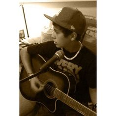 austin mahone my hubby <3 ❤ liked on Polyvore featuring austin mahone and austin