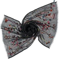 Sophie Digard, Scarf, Céline - Selvedge
