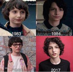 That evolution tho