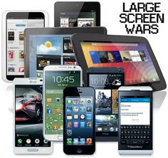 When Size Doesn't Matter Anymore: Will You Buy a Phablet? Smartphone, Stuff To Buy, Gadgets, Big, Appliances, Gadget, Tech Gadgets