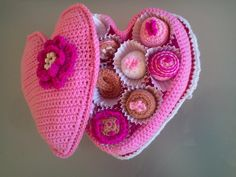 Looking for crocheting project inspiration? Check out Valentine contest by member dutchy19989716.