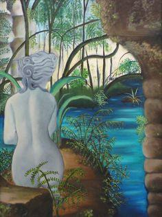 Bella Tara Art Gallery - The Reflection of Venus