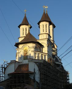 Church in Suceava, Romania Eastern Europe, Amazing Architecture, Beautiful Images, Tourism, Places To Visit, Culture, Mansions, History, Country