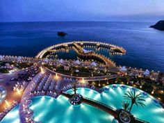 Granada Resort, Antalya, Turkey