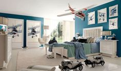 Toddler boy room ideas to apply can be those that are interesting and exciting kids bedroom ideas for boys. Find out toddler boy room design, tips here Boys Bedroom Themes, Big Boy Bedrooms, Kids Bedroom, Bedroom Ideas, Boy Rooms, Bedroom Designs, Bedroom Inspiration, Travel Bedroom, Bedroom Decor