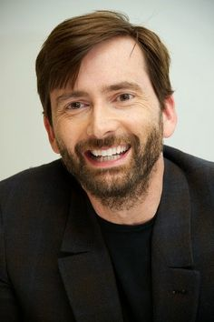 PHOTOS: David Tennant Attending Gracepoint Press Conference In Beverley Hills