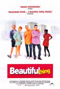 Beautiful Thing 11x17 Movie Poster (1996)