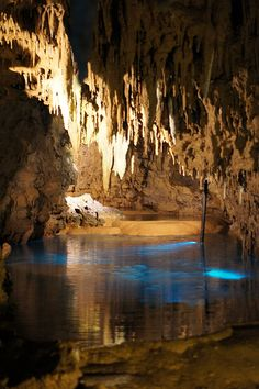 Located at the southern end of Okinawa island, Gyokusendo Cave is the second largest series of caves in Japan and is considered to have the best stalactites and stalagmites in all Asia.